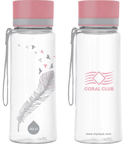 EQUA BPA free bottle